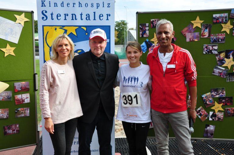 5. Sterntaler-Spendenlauf bot ein Highlight nach dem anderen