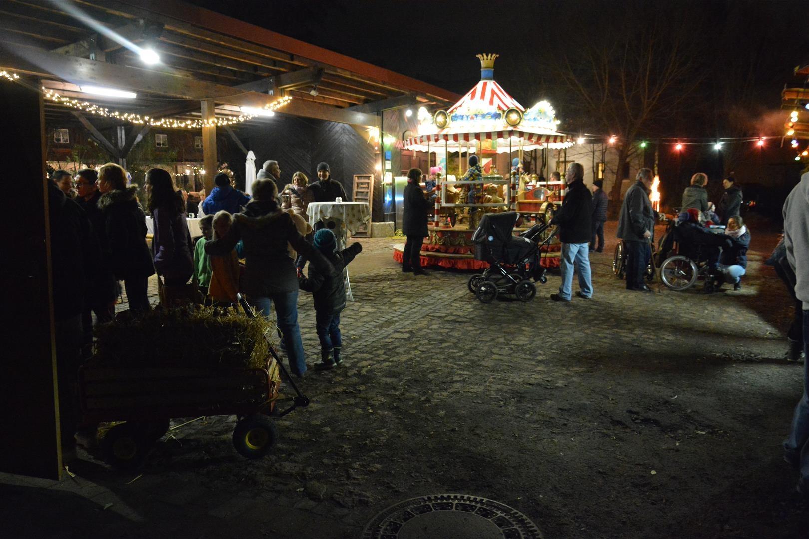 Familien-Weihnacht im Kinderhospiz Sterntaler