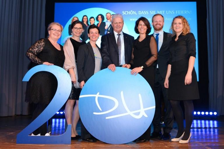 Festveranstaltung zum 20-jährigen Bestehen der Dietmar Hopp Stiftung
