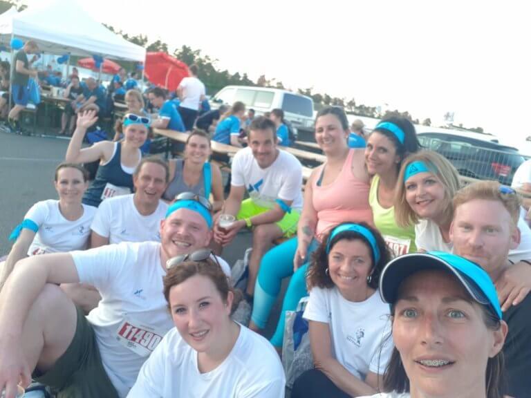 Hitziger BASF Lauf 2019 mit genialem Happy End