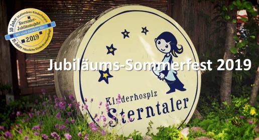 Sterntaler-Jubiläums-Sommerfest – DER FILM