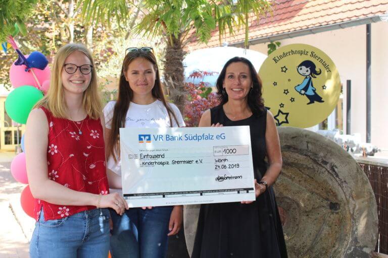"""""""Einfach Gutes tun- Spenden des Abiturjahrgangs 2019 der IGS Kandel"""""""