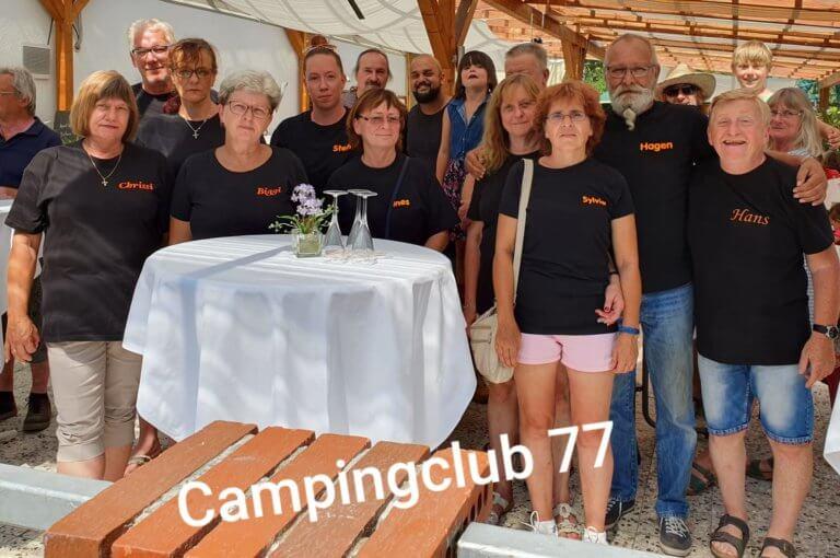 Campingclub 77 Auf der Au e.V. spendet Vereinsvermögen