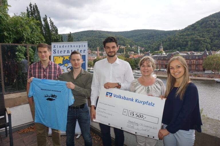 Bericht des Heidelberger Spendenlaufs 2019 für den Kinderhospiz Sterntaler e.V.