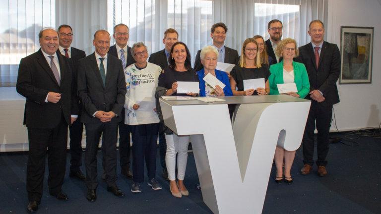 Volksbank Kur- und Rheinpfalz Stiftung unterstützt gemeinnützige Einrichtungen der Region
