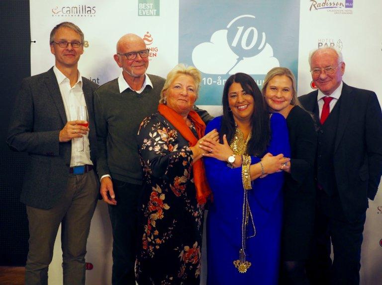 Freuen mit den Norwegischen Pionieren der Kinderhospizarbeit