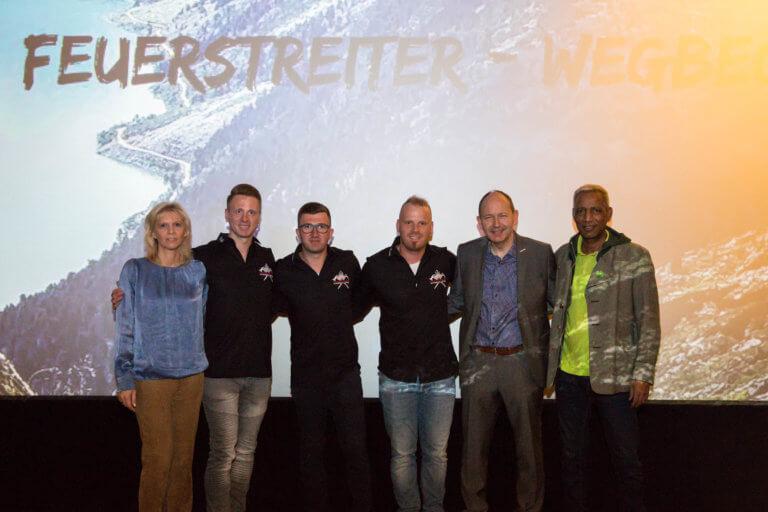 Standing Ovation bei Premiere im Cinemaxx Mannheim
