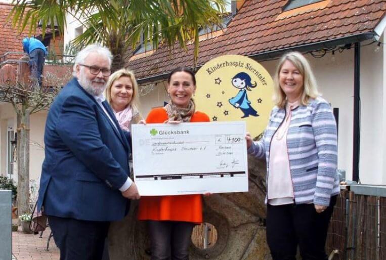 RELINEEUROPE sammelt Spenden für das Kinderhospiz Sterntaler