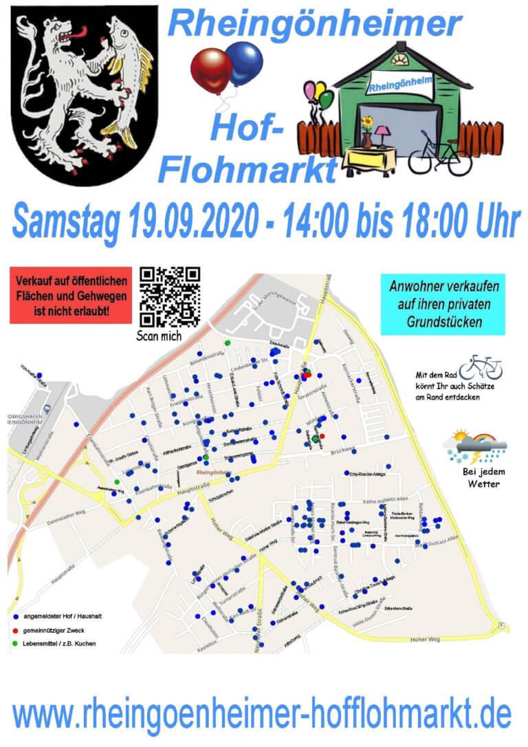 Rheingönheimer Hofflohmarkt