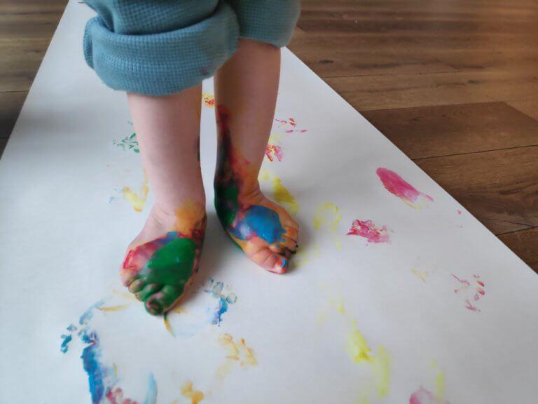 Fuß und Handkunst