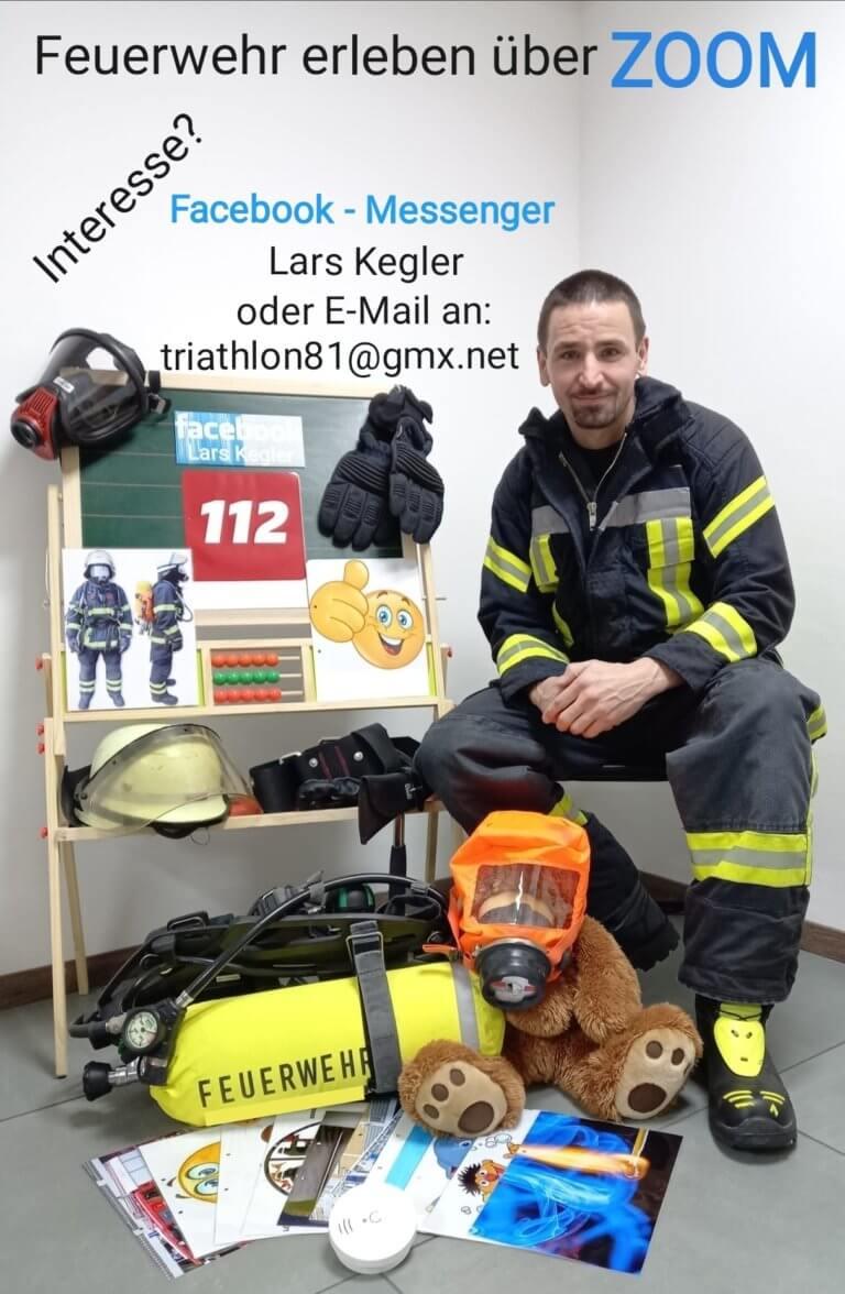 Feuerwehr Zoom zugunsten Kinderhospiz Sterntaler