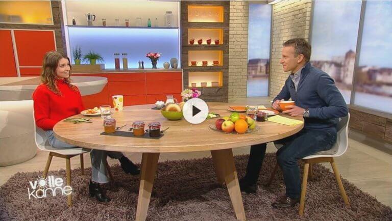 Janina Fautz und ihr Interview im ZDF