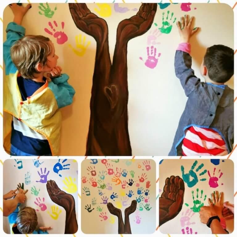 Grüße aus dem Kinderhospiz Sterntaler zum internationalen Weltkindertag