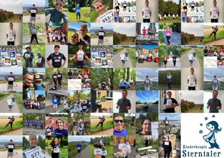 Sterntaler-Spendenlauf 2021