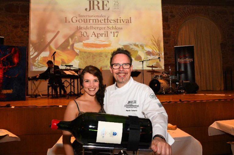 Das erste Internationale Gourmetfestival war ein sensationeller Erfolg