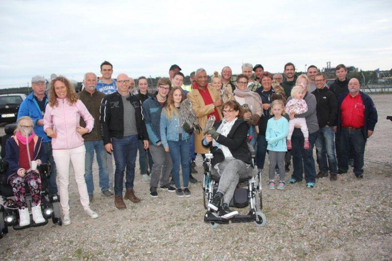 BMC macht Sterntaler glücklich zu den 40ten Hockenheim Classics