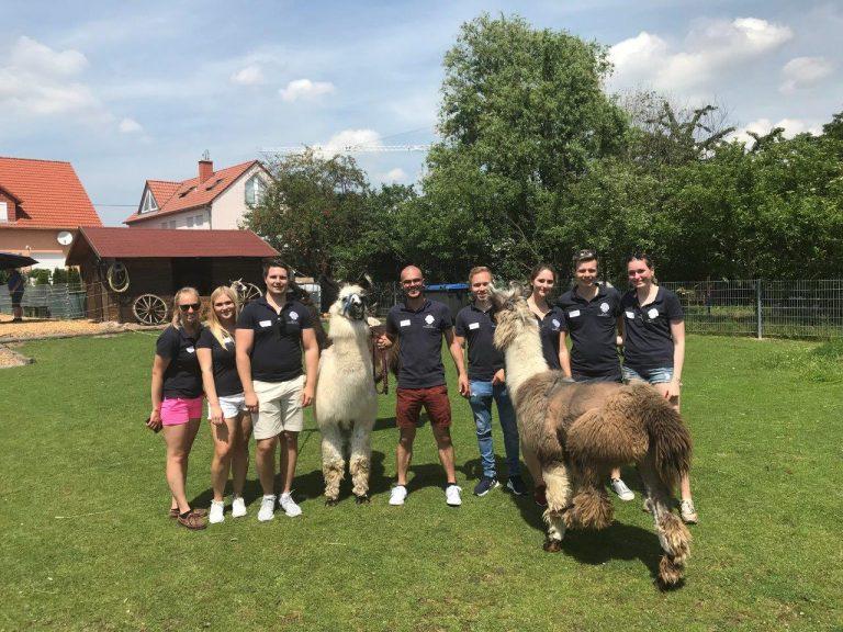 Leo-Club Mannheim-Kurpfalz richtet Sterntaler Papa-Tag aus